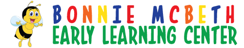 Bonnie McBeth Early Learning Center logo centered